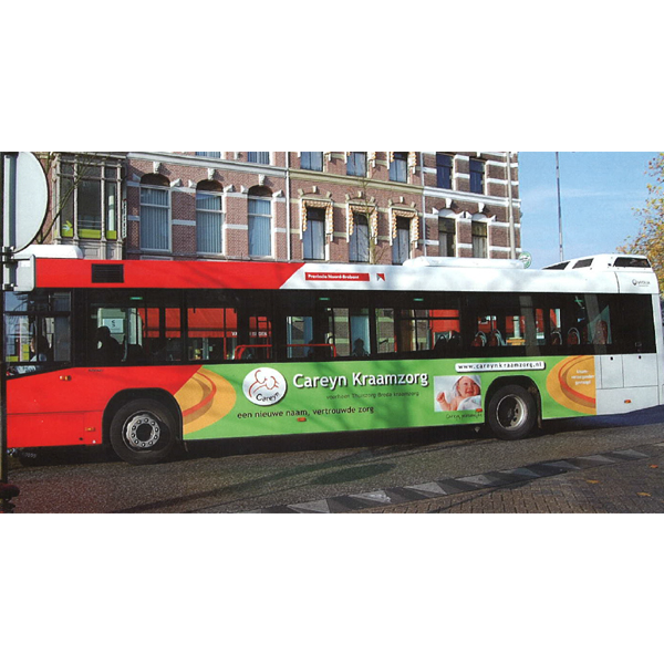 ABC Media Outdoor - Busreclame